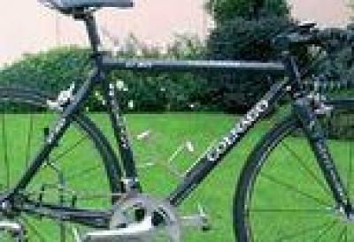 Colnago C50, bici da Oscar