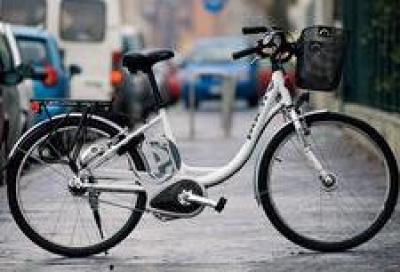 Puch E-Bike 8, energia rinnovabile