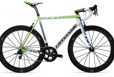 Cannondale Super six evo (video)