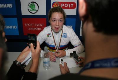 Diario dal Mondiale: Lucy Garner oro nelle Juniores