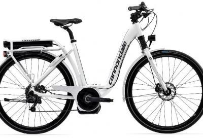 L'E-bike tira