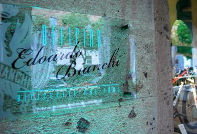 Bianchi store di Bergamo