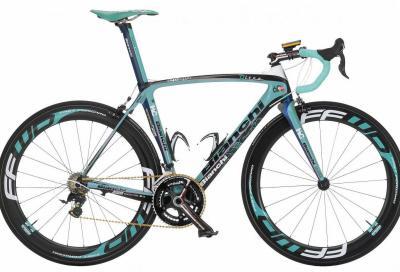 "Bianchi Oltre ""limited Giro"""