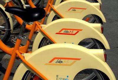 Il bike sharing di Milano ora è anche notturno