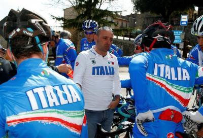 Bettini chiama gli azzurri in vista dell'Olimpiade