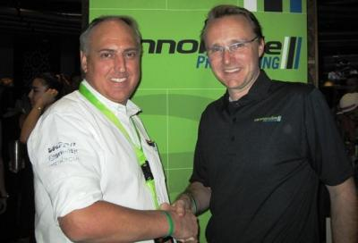 Vision partner del Cannondale pro cycling team