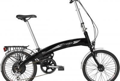 La e-bike pieghevole Bh