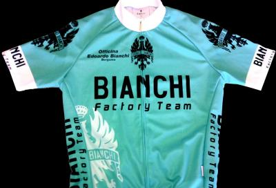 Bianchi inaugura il factory racing team