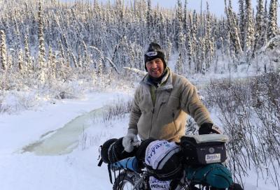 Un italiano vince lo Yukon Artic ultra