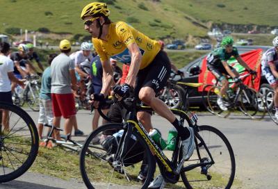 Wiggins contro Nibali al Trentino