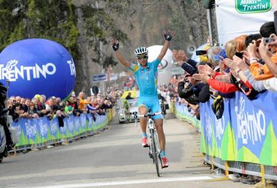Il Trentino è di Nibali
