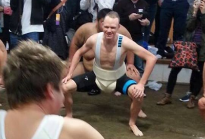 Froome, in forma col sumo