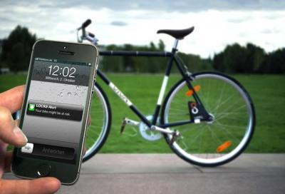 L'antifurto per bici 2.0