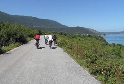 Ciclovia Adriatica in Puglia
