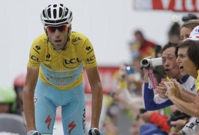 """Nibali """"campione dell'anno"""""""