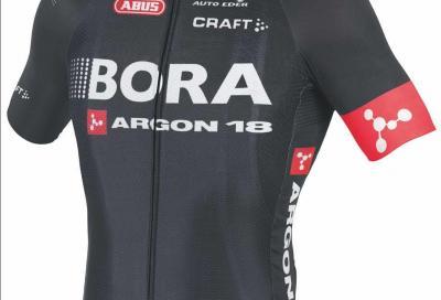 Il team Professional Continental Bora-Argon 18