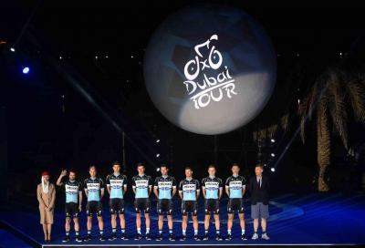 Dubai Tour: la prima è di Cavendish