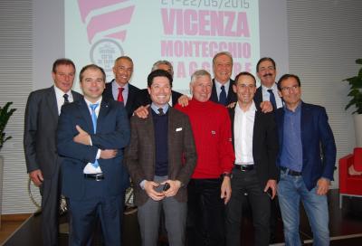 Ecco le tappe Vicenza & Montecchio Maggiore