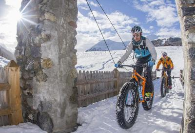Livigno è fat bike friendly