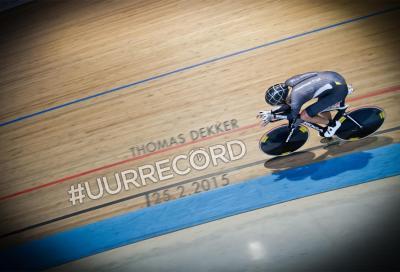 Record dell'ora: ci prova Dekker