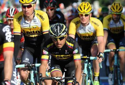 Colombia: GP Nobili e poi la Sanremo
