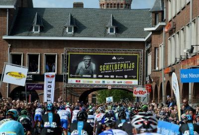 Kristoff asso pigliatutto: è suo anche lo Scheldeprijs