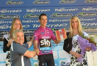 Giro del Trentino Melinda: il padrone è Porte