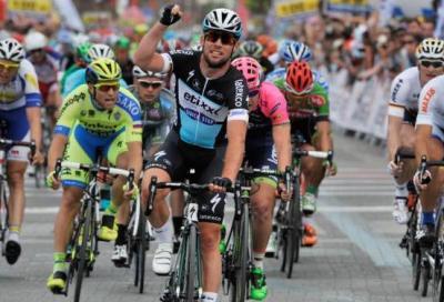 Turchia: a Cavendish il primo sprint