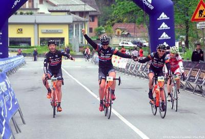 I successi del Team De Rosa Santini