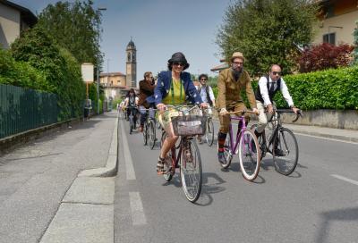 A Bergamo è Dressy Ride