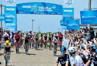 Tour of California, come cambia il ciclismo