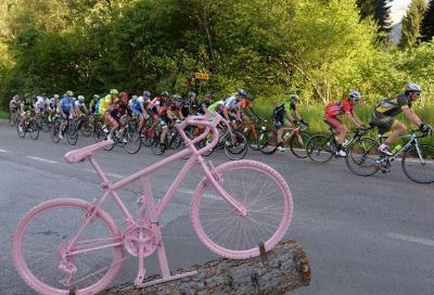 In Giro: a Forlì arriva la fuga più inattesa
