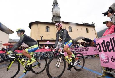 La montagna Pantani del Giro d'Italia