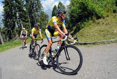 La Campionissimo e l'impresa di Contador