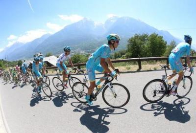 In Giro: a Cervinia risorge Aru