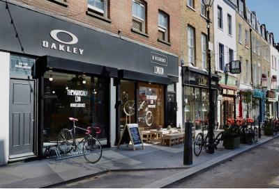 Oakley in Residence a Londra
