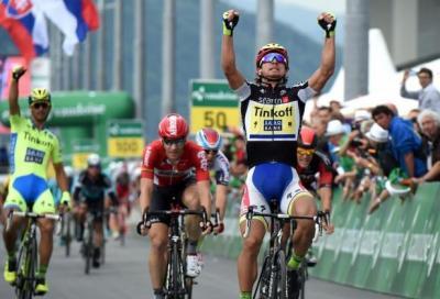 Bis di Sagan: è recordman di vittorie al Tour de Suisse
