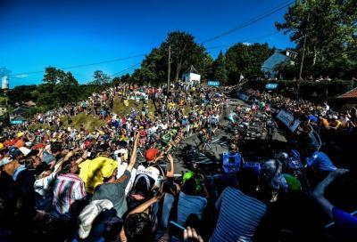 In Tour: Rodriguez e il suo muro