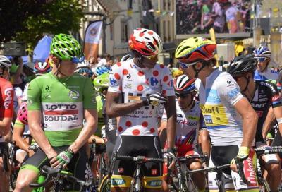 In Tour: a Fougères risorge Cavendish