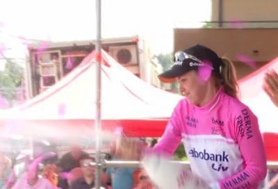 Van der Breggen resiste, il Giro Rosa è suo