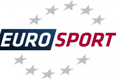 Linus ai microfoni di Eurosport