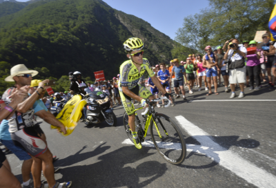 In Tour: Majka in fuga sul Tourmalet