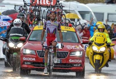 In Tour: L'urlo di Joaquim Rodríguez