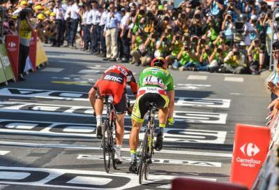 In Tour: la calda vittoria di Van Avermaet