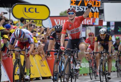 In Tour: Greipel fa tris a Valence