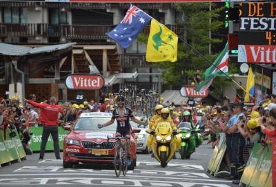 In Tour: la festa di Geschke a Pra Loup