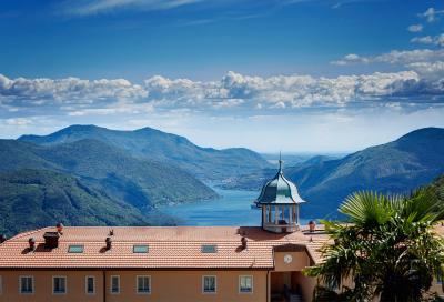 Lugano con vista