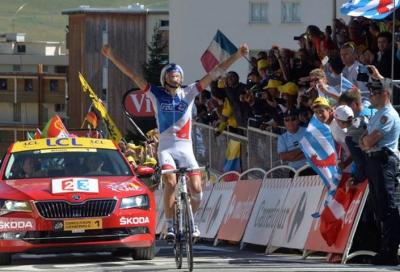 In Tour: l'Alpe a Pinot, il Tour a Froome