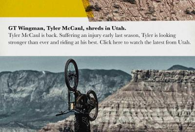 Tyler McCaul ci fa sognare