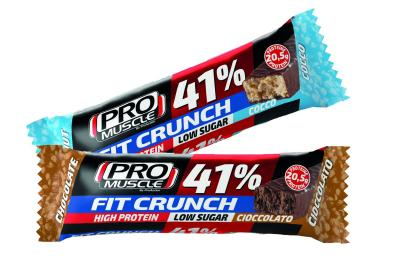 Le nuove Fit Crunch 41%